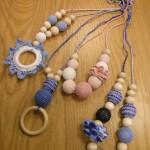 I capolavori delle nostre clienti: le collane di Cosetta.